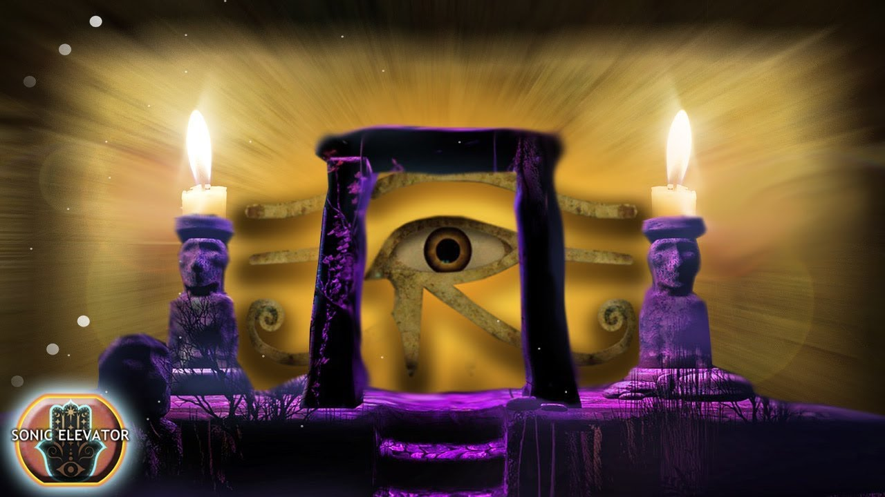 Enter The Temple Of Thalamus |Most Powerful 3RD EYE MEDITATION (EVER!) Open Your Third Eye instantly