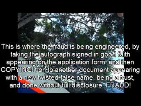 Queensland Police Fraud: Re: Driver License Fraud