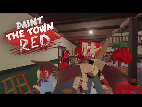 Paint the Town Red - Release Announcement Trailer