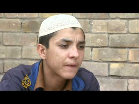 Growing number of Pakistani youth addicted to drugs