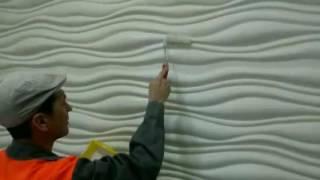 Как покрасить потолочный плинтус правильно и какой краской: инструкция, фото и видео