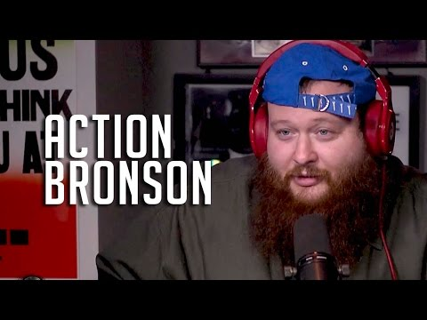 Action Bronson talks F*ck That's Delicious, New Album, and More!