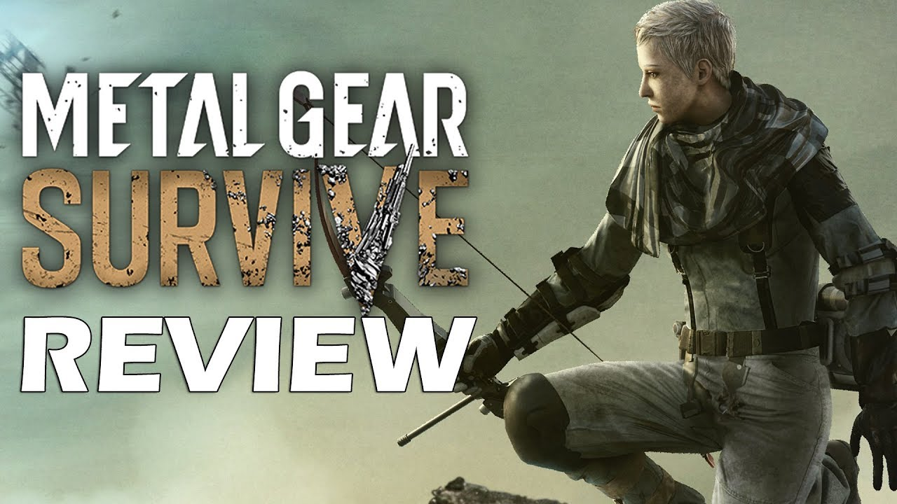 Metal Gear Survive Review - Not Worthy of the Name Metal