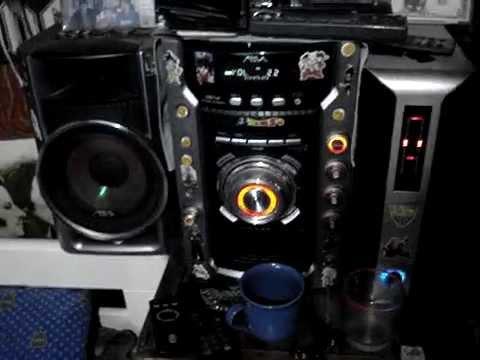 MINISISTEMA AIWA CON MP3