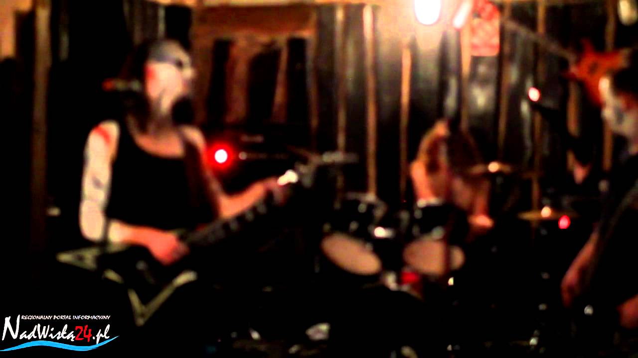Download Koncert Impervious i Daemon's Heart. Pub Blues & Rock w Tarnobrzegu 20.01.2012 HD