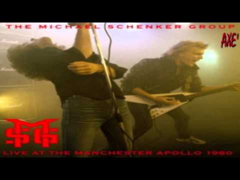 MICHAEL SCHENKER  [ LOOKING OUT FROM NOWHERE ] LIVE AUDIO TRACK.