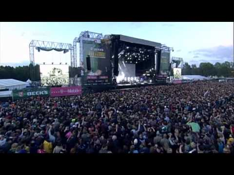 Franz Ferdinand - Take Me Out (Live Hurricane Festival 2009) (High Definition) (HD)