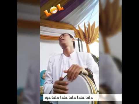 Shalawat mayjuz versi Marawis!!