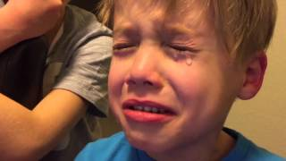 Kid Reacts to IGN's April Fools' Video and Can't Stop Crying