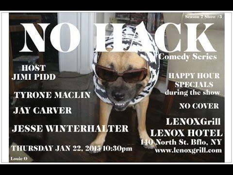 Episode 1 - No Hack Comedy Series