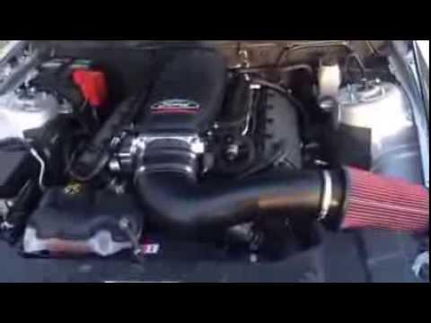 Mustang Cobra Jet >> Cobra Jet Intake 2014 Mustang Gt 5.0 - YouTube