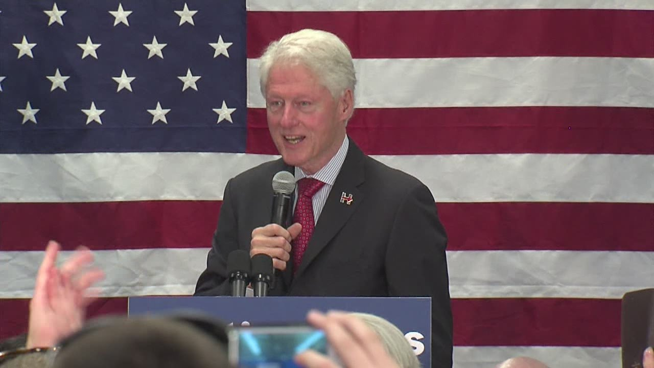 bill clinton speech critique A feminist's guide to critiquing hillary clinton and bill clinton i don't want anyone to feel as though they cannot legitimately critique clinton.