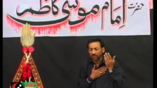 Zindan k andheray Qaidi mera Imam (Imam Moosa Kazim Noha by Hassan Sadiq 2013)