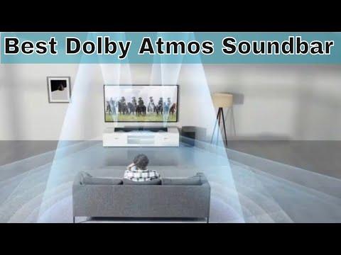 Best Dolby Atmos Soundbar - TOP 5 Best Dolby Atmos Soundbar Will Blow Your Mind! Mp3