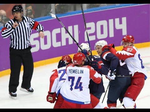 хоккей: результаты online -