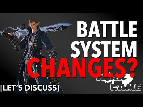 FFXIV Shadowbringers battle systems Q&A from media tours