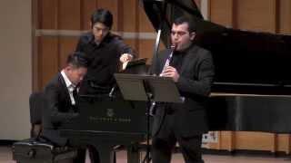 Sergei Prokofiev - Flute or Violin Sonata in D, Op.94: Scherzo