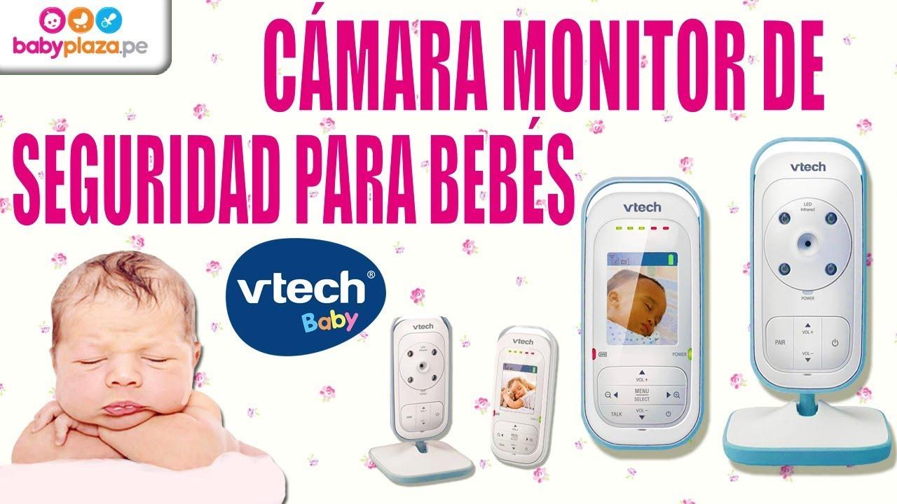 13fc135db Cámara Monitor de Bebé Video y Audio- VTech