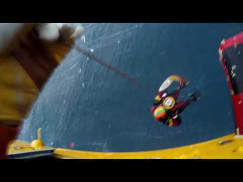 Search and Rescue,150NM NE St John's NL,5 Mar 2017