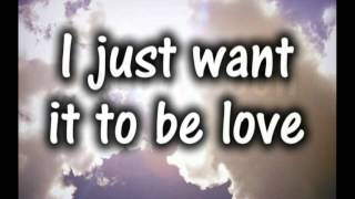 Love- Matt White- Lyrics (Little Manhattan Soundtrack)