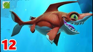 Hungry Shark Heroes | Falcatus - Android Gameplay FHD Part 12