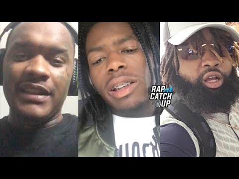 Glo Gang's SmokeCamp Chino, Snap Dogg (OTF) & Sada Baby React to Top 12 Detroit Rappers List