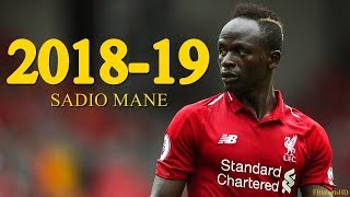 Sadio Mané 2018/2019 - Liverpool - Goals, Skills, Assists | HD