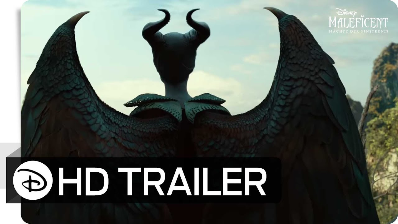 MALEFICENT: MÄCHTE DER FINSTERNIS – Offizieller Trailer (deutsch/german)   Disney HD