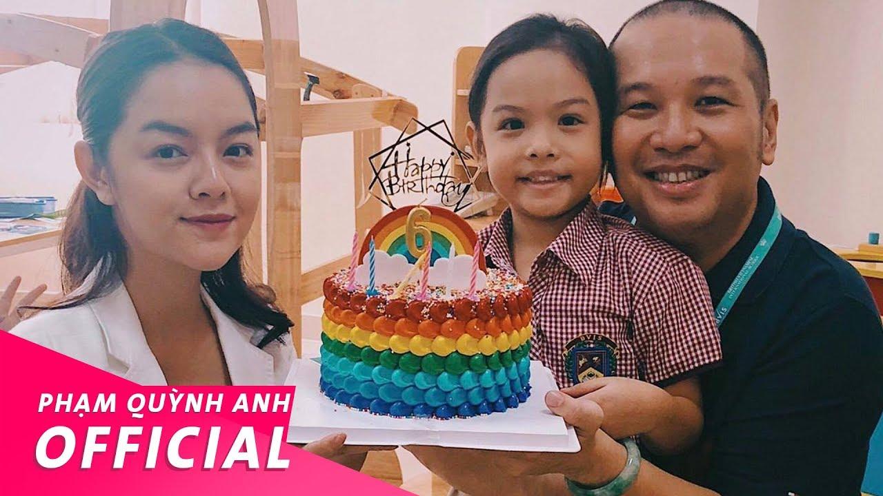 Chúc mừng sinh nhật Tuệ Lâm tròn 6 tuổi