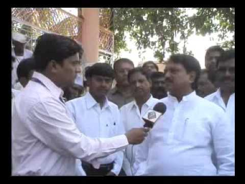 LATUR VILASRAO INTERVIEW TOOK SHASHIKANT PATIL, ZEE 24 TAAS-REPORTER, LATUR