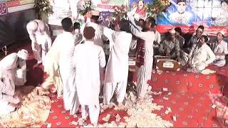 Ali Da Nara Mar Molvi Haidar Hassan Akhtar at Syed Baba Sher Shah Wali Sarkar