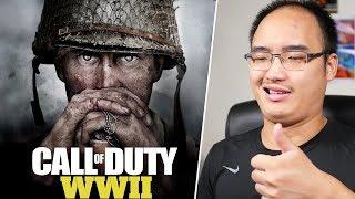 ON PART À LA GUERRE !   Call of Duty WW2