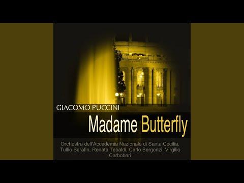 """Madame Butterfly, Act I: """"Bimba, Bimba, Non Piangere"""" (Pinkerton, Butterfly)"""