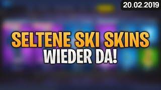 FORTNITE SHOP vom 20.2 - 🎿 Ski Skins! 🛒 Fortnite Daily Item Shop von Heute (20 Februar 2019) | Detu