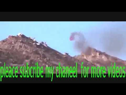Kurdish militants fire missile at a Turkish helicopter on Turkey Syria border