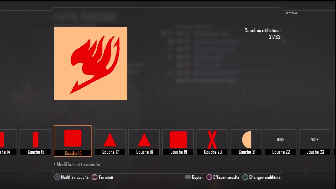 Black ops 2 emblem fairy tail youtube - Embleme de fairy tail ...
