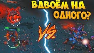 ДРАГОН КНАЙТ ПРОТИВ БОССОВ - ПРОХОДИМ LEGENDS OF SARYNTH DOTA 2 (2)