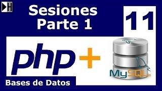 Sesiones en PHP con MySQL Parte 1