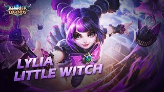 New Hero | Little Witch | Lylia | Mobile Legends: Bang Bang!
