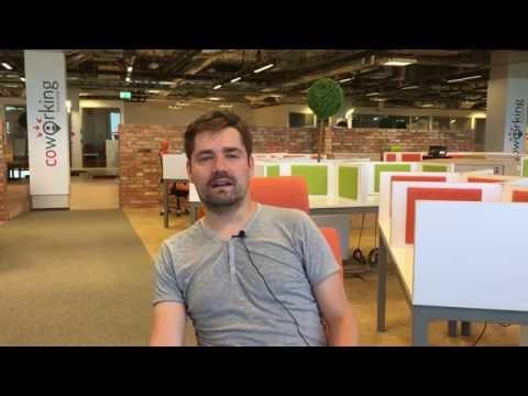 Tobiasz- wykładowca full-stack w Coders Lab #uczprogramowania