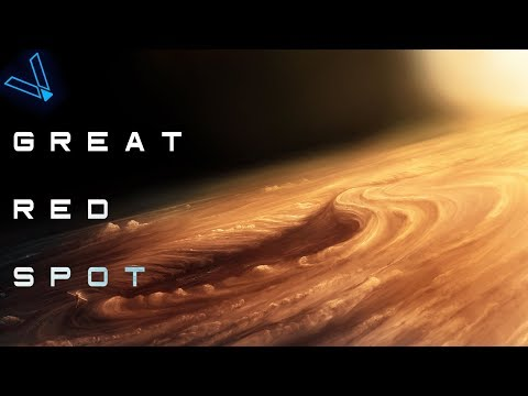What Is Jupiter's Great Red Spot? (4K UHD)