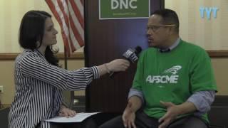 Keith Ellison: Let's REBUILD The Democratic Party