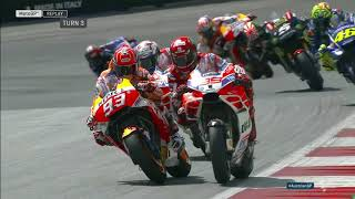 Highlights Race MotoGP Austria Red Bull Ring Spielberg 2017 High Quality