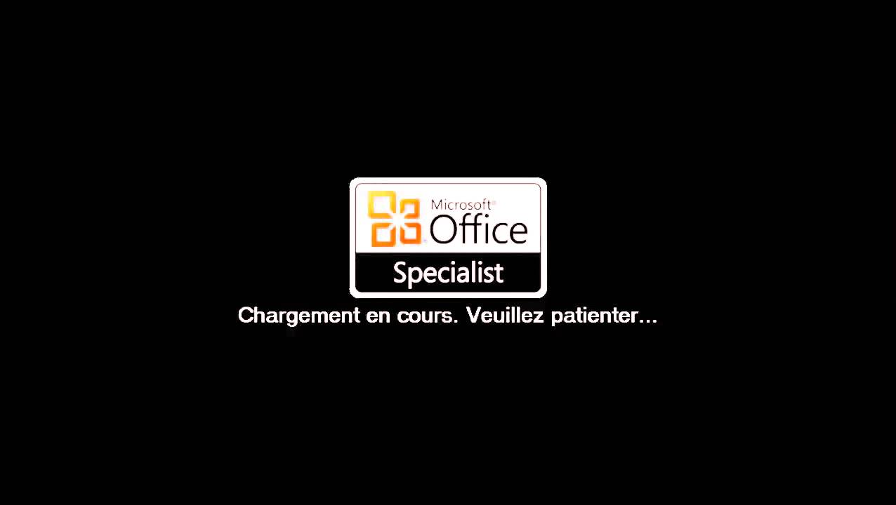 Cfth Microsoft Office Specialist Mos Excel 2010 Certification De