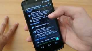 видео Как установить рекавери на Андроид: ClockworkMod или TWRP