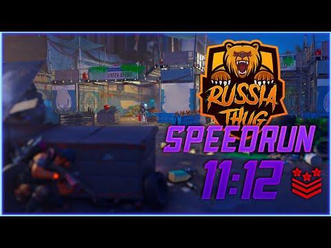 RUSSIA THUG   Legendary District Union Arena   The Division 2   Speedrun [11:12]  