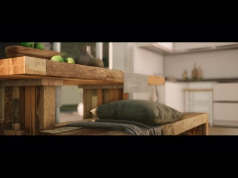 VILLA DE DESCANSO - CINEMATIC ARCHITECTURAL CGI