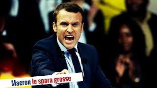 Macron le spara grosse (24 giu 2018)
