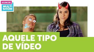 Fábio e Miá tentam gravar AQUELE tipo de VÍDEO 😈 | Meu Passado Me Condena | Humor Multishow thumbnail