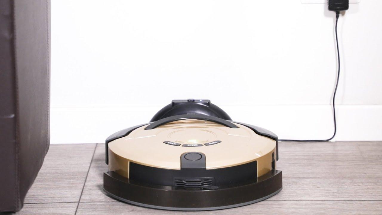 Aspirapolveri Ad Acqua Opinioni.Robot Aspirapolvere Con Sistema Di Pulizia Ad Acqua